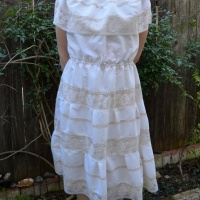 Tea Dyed Dress - Part One