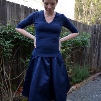 Prom Dress Skirt
