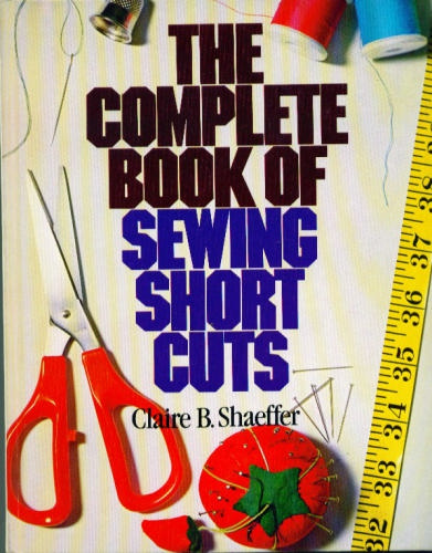 sewing shortcuts