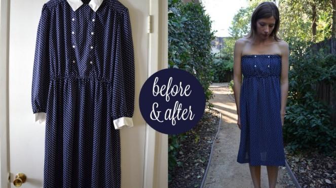 24 - blue dress