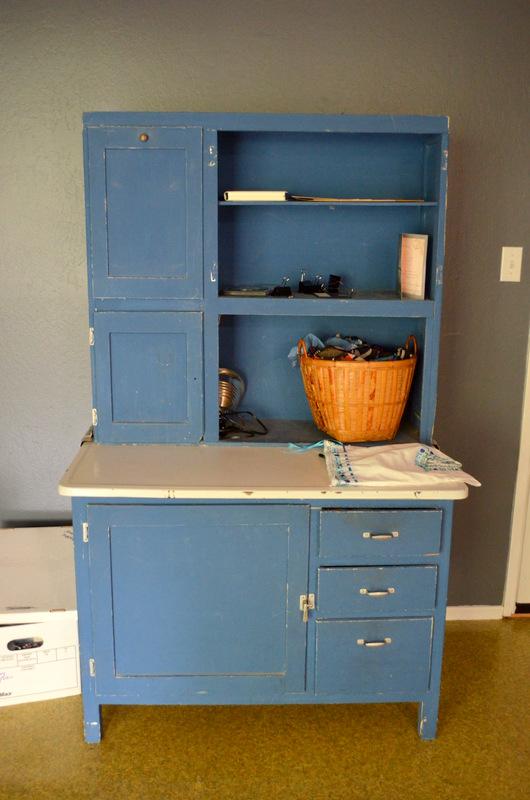 Hoosier Cabinet, Part 2 – beautiful objects