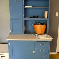 Hoosier Cabinet, Part 2