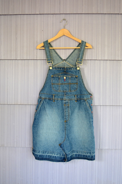 overalls refashion