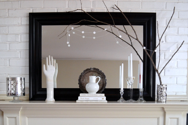 january mantle