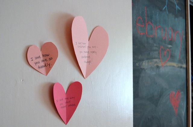 Door Valentines