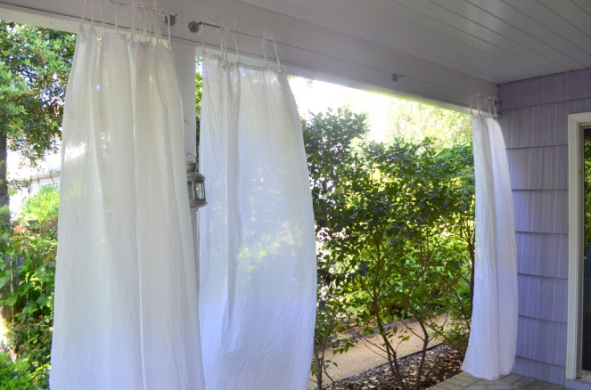 Back Porch Curtains