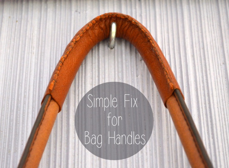 Simple Fix for Bag Handles