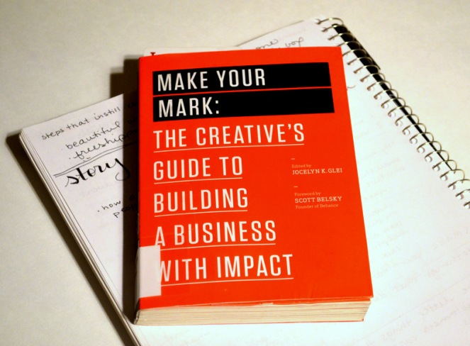 99U Make Your Mark