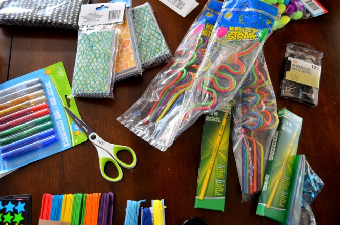 Building Big Party: Treat Bags