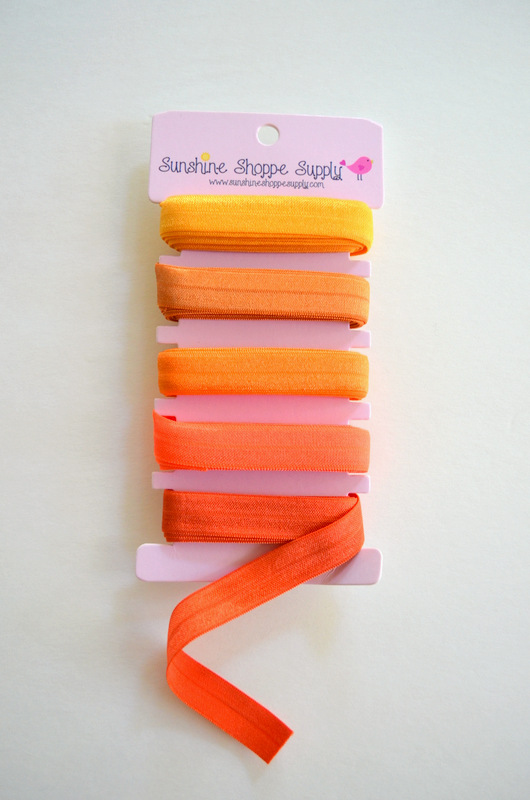 colored elastic