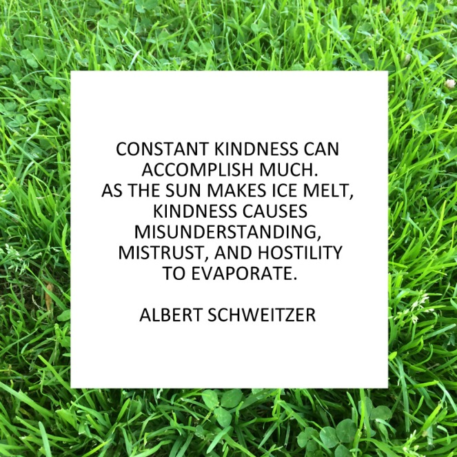 constant kindness