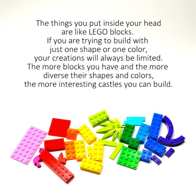 lego blocks quote