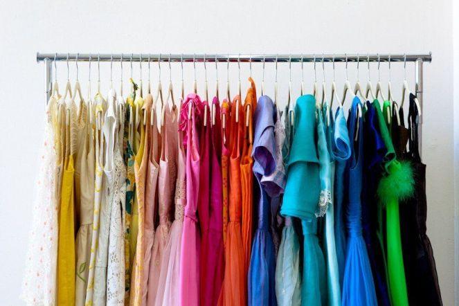 rainbow dresses 1